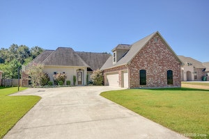 Walker Home, LA Real Estate Listing