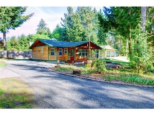 Longbranch Home, WA Real Estate Listing