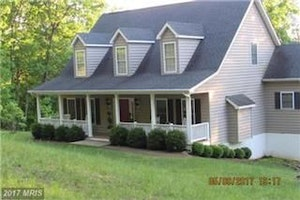 Linden Home, VA Real Estate Listing