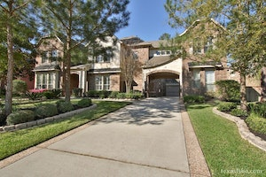The Woodlands Home, TX Real Estate Listing