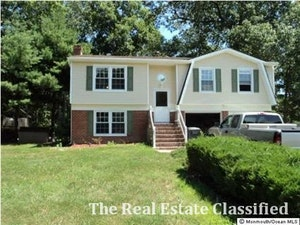 Brick Home, NJ Real Estate Listing